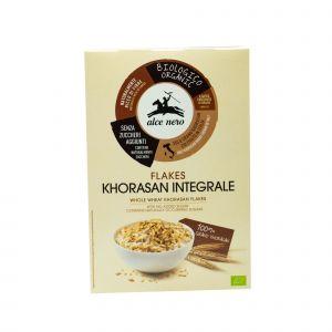 Flakes di Grano Khorasan Integrale alce Nero 200 G