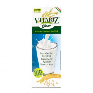 Bevanda di Riso al Naturale Alinor 1L
