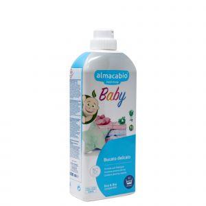 Detersivo Bucato Delicato Baby Almacabio 1000 ML