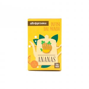 Infuso all'Ananas Altromercato 20 filtri