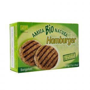Hamburger Amica Bio 320 G