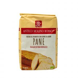 Miscela di Farine per Pane Antico Molino Rosso 1000 G