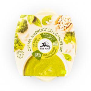 Crema Broccoli e Cannellini Alce Nero 580 G
