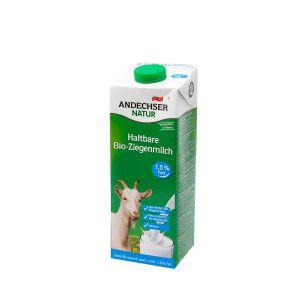 Latte Uht Intero di Capra Andechser 1000 ML