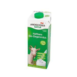 Latte Uht Parzialmente Scremato di Capra Andechser 1000 ML