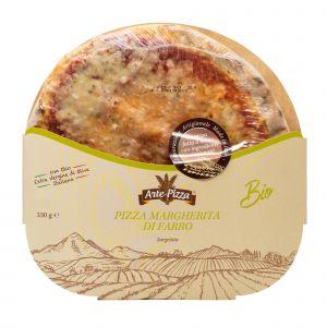 Pizza Margherita di Farro Artepizza 330 G