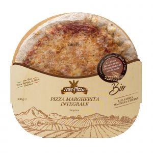 Pizza Margherita di Frumento Integrale Artepizza 330 G
