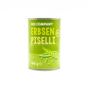 Piselli Bio Company 400G