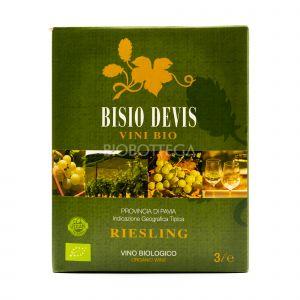 Riesling Bisio Devis 3L