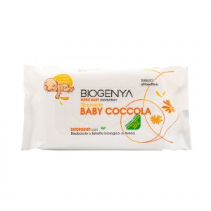 Salviette Baby Coccola Biogenya