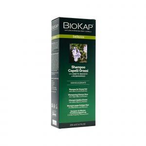 Shampoo Capelli Grassi BioKap 200 ML