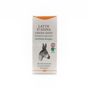 Crema Mani al Latte d'Asina Biomeda 50 ML