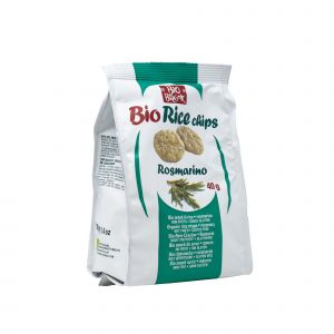 Bio Rice Chips al Rosmarino Bio Break 40 G
