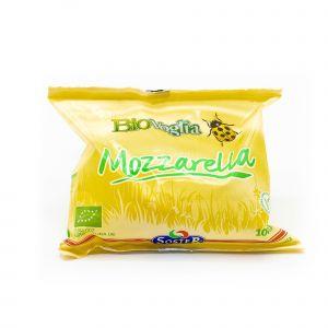 Mozzarella con Caglio Microbico Bio Voglia 100 G
