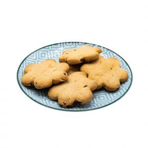 Biscotti di Farro con Gocce di Cioccolato Vegani 200 G