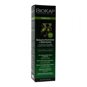 Balsamo Nutriente e Districante BioKap 125 ML