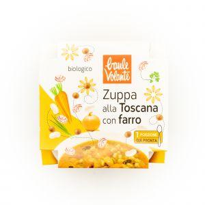 Zuppa alla Toscana con Farro Baule Volante 340 G