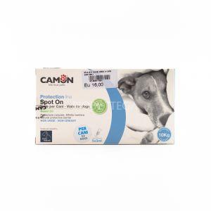 Fiale Spot On per Cani Piccoli con Olio di Neem CAMON