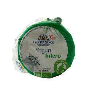Yogurt Naturale Intero Cascina Bianca 500 G