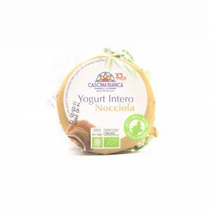 Yogurt Intero alla Nocciola Cascina Bianca 500G