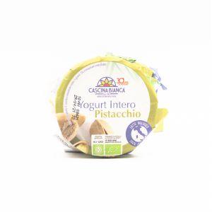 Yogurt Intero al Pistacchio Cascina Bianca 500G