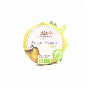 Yogurt Magro alla Pera Cascina Bianca 500G