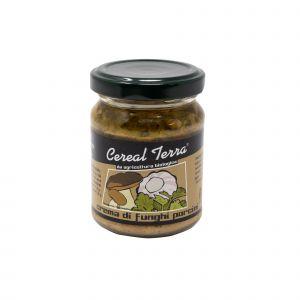 Crema di Funghi Cereal Terra 120 G