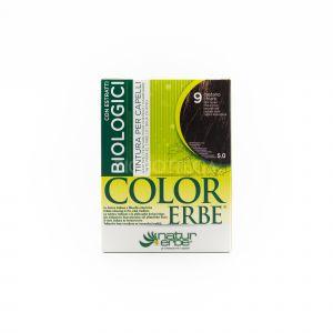 Tintura per Capelli 09 Castano Chiaro Color Erbe 135 ML