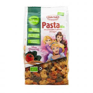 """Pasta di Grano Duro con Pomodori e Spinaci """"Princess Disney"""" Dalla Costa 300 G"""