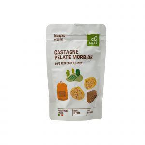 Castagne Pelate Morbide Ecor 40 G