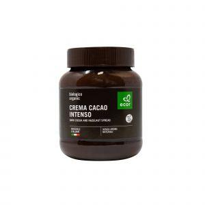 Crema Cacao Intenso Ecor 400 G