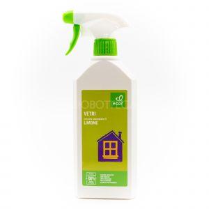 Detergente al Limone per Vetri Ecor 500 ML