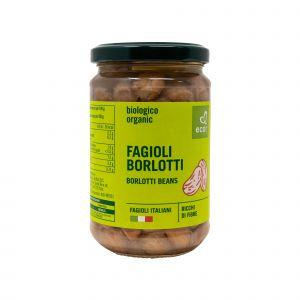 Fagioli Borlotti Ecor 300 G