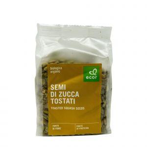 Semi di Zucca Tostati Ecor 250 G