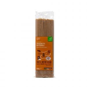 Spaghetti Integrali Trafilati al Bronzo Filiera Ecor 500 G