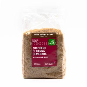 Zucchero di Canna Demerara Ecor 1KG