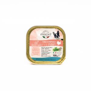 Umido Dietetico per Cani Tacchino EquilibriaVet 100G