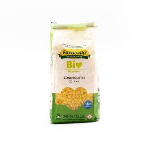 Conchigliette Senza Glutine Farabella 340G