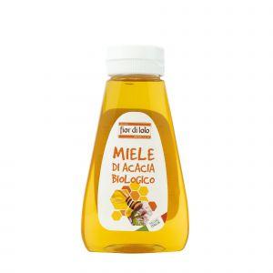 Miele di Acacia Squeeze Fior di Loto 350 ML
