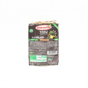 Tofu ai Carciofi Fonte della Vita 200G