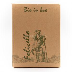 Vino Bianco Grechetto Gentile Emilia IGT Gocce Bianche Bag in Box Folicello 3L