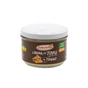 Crema Tofu Tonno Fonte della Vita 200 G