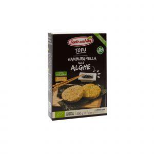 Hamburghella di Tofu alle Alghe Fonte della Vita 200 G