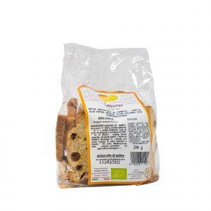 Fette Biscottate di Kamut con Uvetta I Genuini 200 G