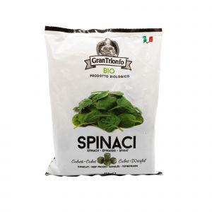 Spinaci Cubetto in Foglie Gran Trionfo 450 G