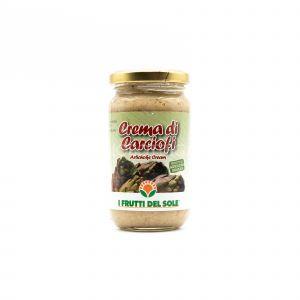 Crema di Carciofi I Frutti del Sole 180G