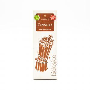 Cioccolato Grezzo alla Cannella Il Modicano 60G