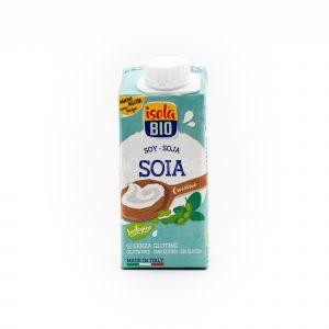 Crema di Soia Da Cucina Isola Bio 200 ML