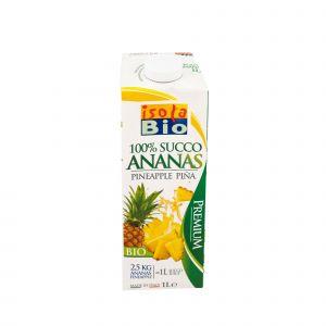 Succo 100%Ananas Isolabio 1000 ML