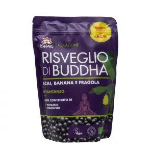 Risveglio di Buddha Acai, Banana E Fragola Iswari 360 G